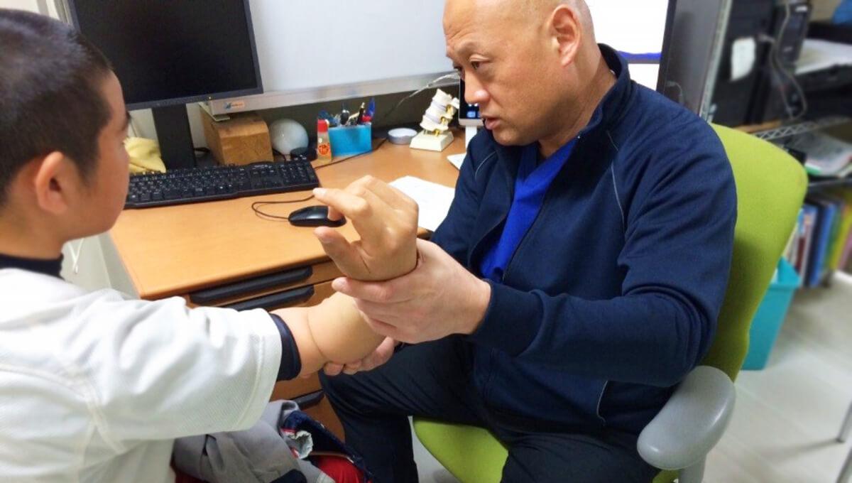 野球肘検診