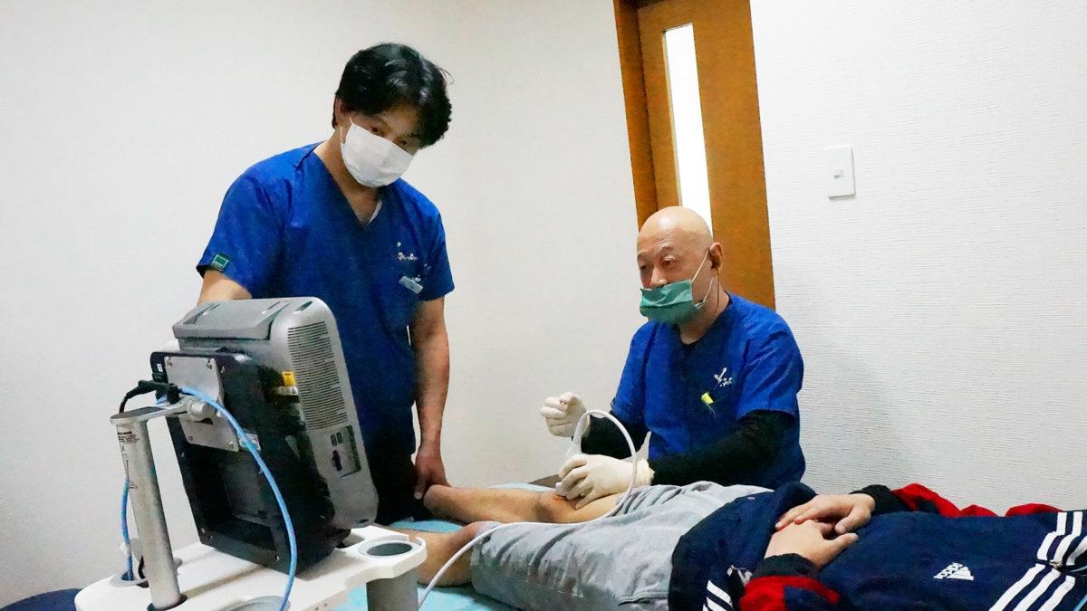 スポーツ整形外科部門